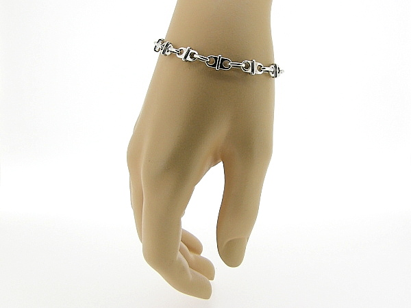 gouden hermes armband