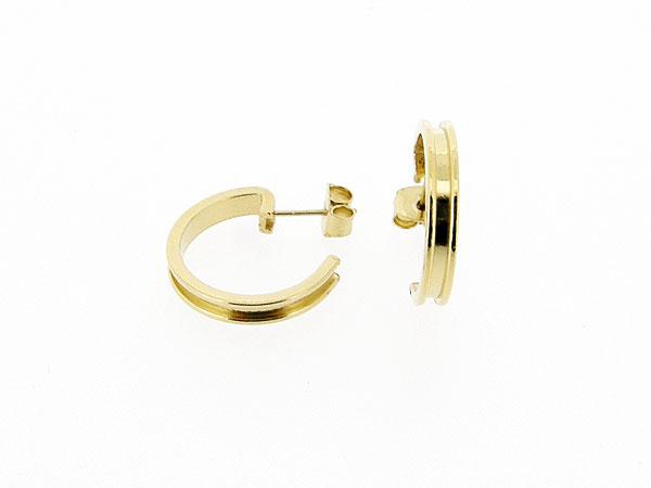 Gouden Franse oorring