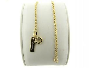 Gouden armbandje met mini close for ever schakeltjes