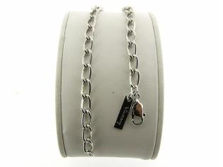Zilveren armbandje met close for ever schakeltjes
