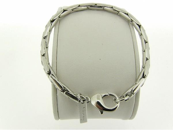 Zilveren armband met Palona cocktail schakels